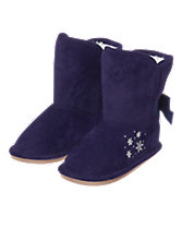 Snowflake Sherpa Boots