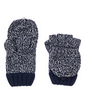 Convertible Marled Gloves