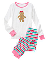 Gingerbread Girl 2-Piece Gymmies®