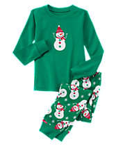 Snowman 2-Piece Gymmies®