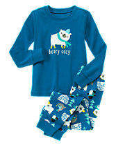 Beary Cozy 2-Piece Gymmies®