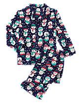 Snowboy 2-Piece Pajamas