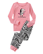 Zebra 2-Piece Gymmies®