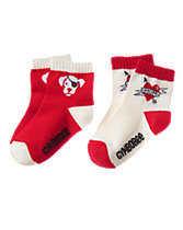 Pup & Mom Socks 2-Pack