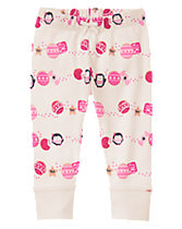 Candy Print Leggings