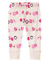 Candy Print Leggings