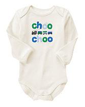 Choo Choo Bodysuit