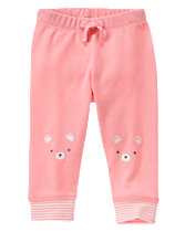 Bear Pull-On Pants