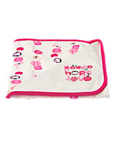 Peace Hope Love Reversible Blanket