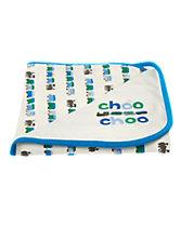Choo Choo Reversible Blanket