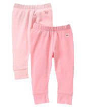 Beary Sweet Pants 2-Pack