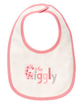 Giggly Reversible Bib