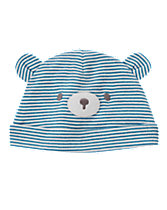 Striped Bear Beanie