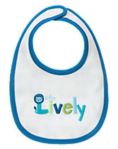Lively Reversible Bib