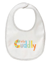 Cuddly Reversible Bib