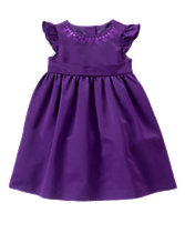 Satin Party Dress