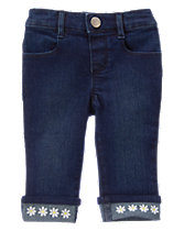Daisy Cuff Jeans