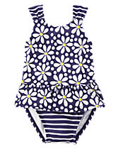 Daisy 1-Piece Swimsuit