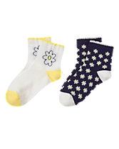 Daisy Socks 2-Pack