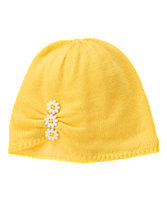 Daisy Sweater Hat