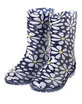 Daisy Dot Rain Boots