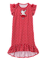 Olivia Dot Nightgown