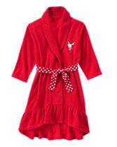 Olivia Fleece Robe