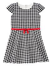 Olivia Checked Dress