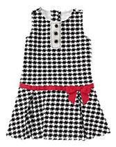 Olivia Checked Dress