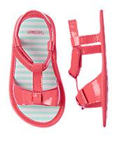 Patent Crib Sandals