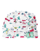Butterfly Swim Cap