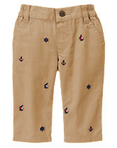 Nautical Pants