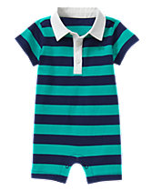 Grasshopper Polo One-Piece