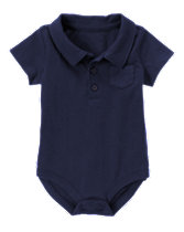 Polo Bodysuit
