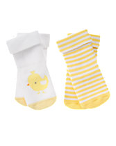Chicks & Stripes Socks Two-Pack