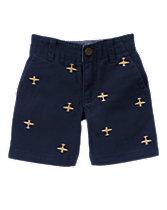 Airplane Shorts