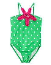 Starfish 1-Piece Swimsuit
