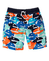 Piranha Board Shorts