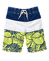 Colorblock Board Shorts