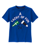 Yacht of Fun Tee