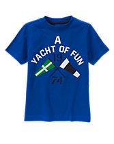 Yacht of Fun Tee