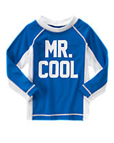 Mr. Cool Rash Guard