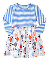 Kite Print Dress