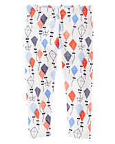 Kite Print Leggings
