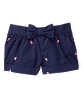 Ladybug Shorts