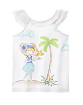 Hula Girl Top