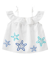 Starfish Smock Top