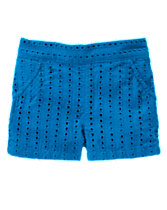 Eyelet Sailor Shorts