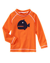 Piranha Rash Guard