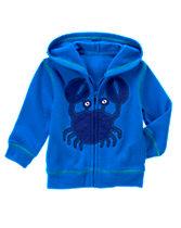 Crab Hoodie